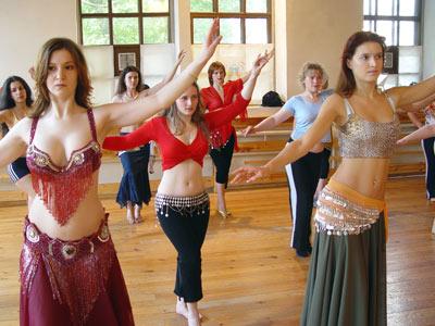 Школа танца живота Галины Савельевой