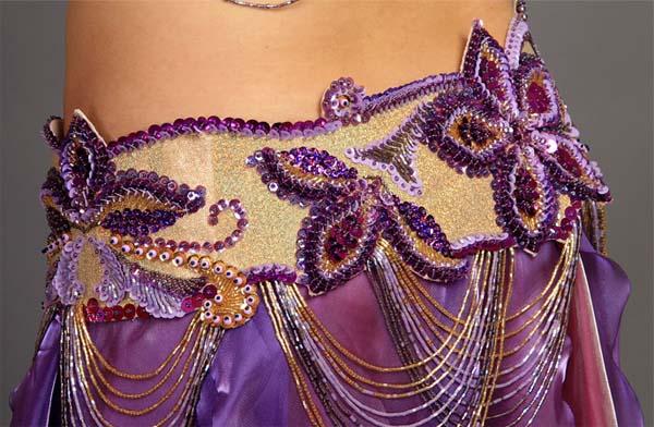 Восточные костюмы для танцев своими руками