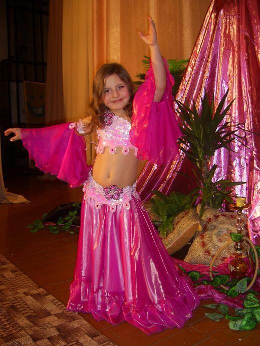 Детские костюмы для танца своими руками