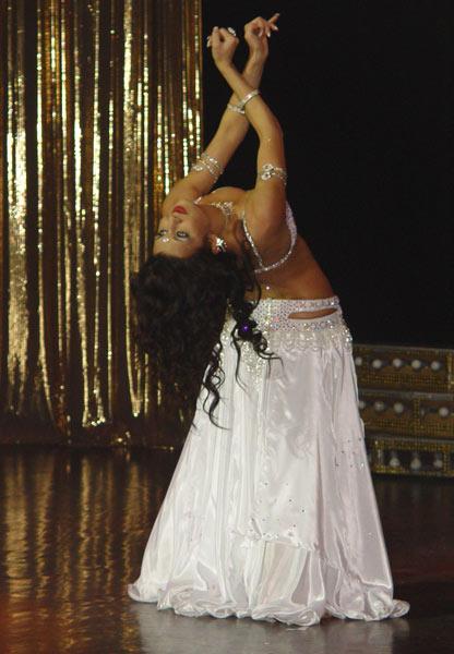 Ясмин - Мисс Беллиданс 2006