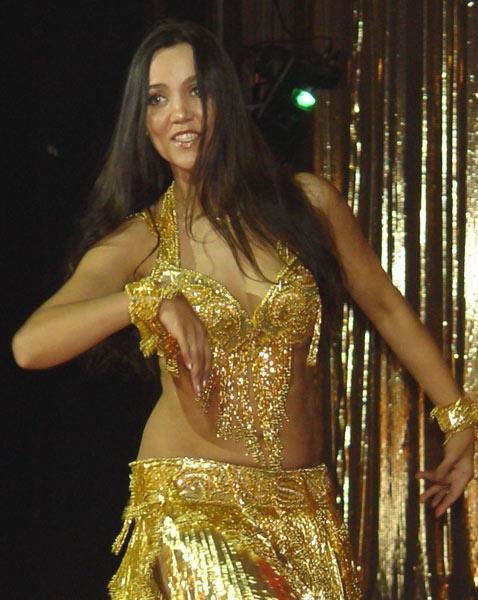 Нелли Батырова - Вторая Вице-мисс Беллиданс 2006