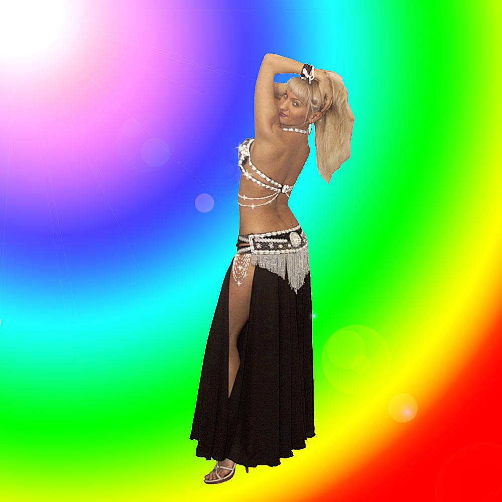 Как сшить костюм для танцев живота своими руками 31