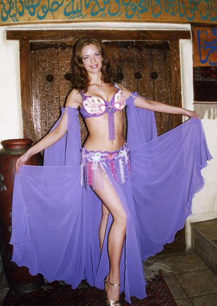 костюм для танца живота от Нины Торшиной (Бочаровой)